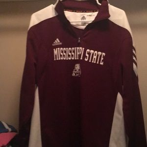 Mississippi state pullover hoodie